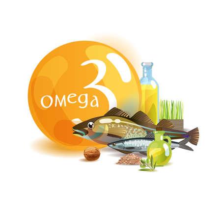 Omega 3. Nozioni di base di una sana alimentazione. Acidi grassi polinsaturi negli alimenti ricchi di Omega 3. Alimenti biologici naturali