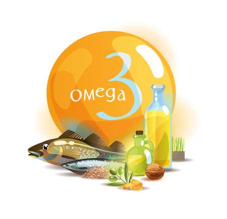 Omega 3. Nozioni di base di una sana alimentazione. Acidi grassi polinsaturi negli alimenti ricchi di Omega 3. Alimenti biologici naturali Fondamenti di una sana alimentazione.