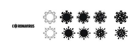 Coronavirus CoV 2019, SARS-Covid-2. Infographics, image illustration. Stop the spread of the coronavirus!