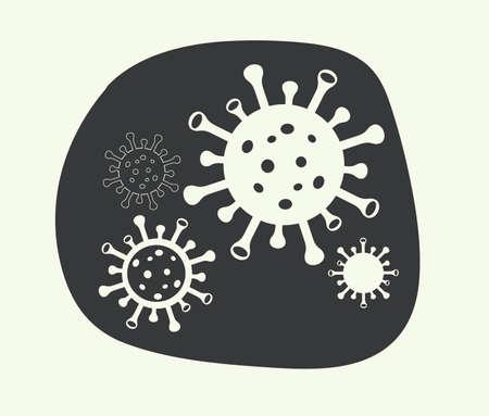 Coronavirus CoV 2019, SARS-Covid-2. Stop the spread of the coronavirus!