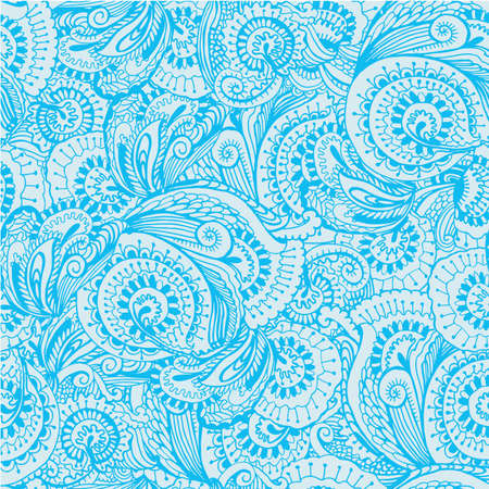oriental vector: pattern in oriental style with bright colors vector illustration