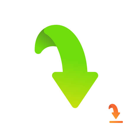 Vektor-Download-Symbol.
