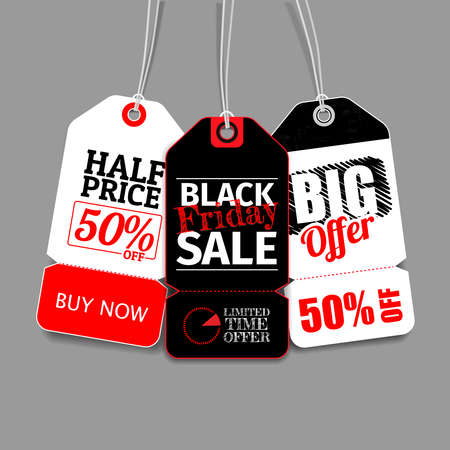 Sale tags icon.