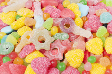 Bunch of candies Stock Photo - 13661460