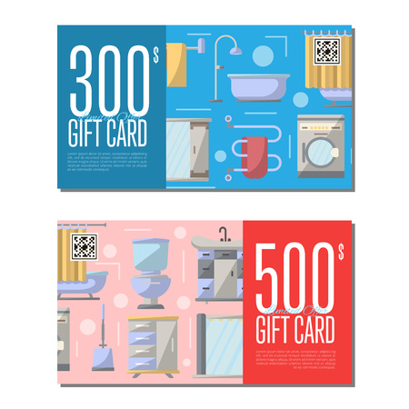 Gift Card For Bathroom Furniture. Home Interior Design Offer ...