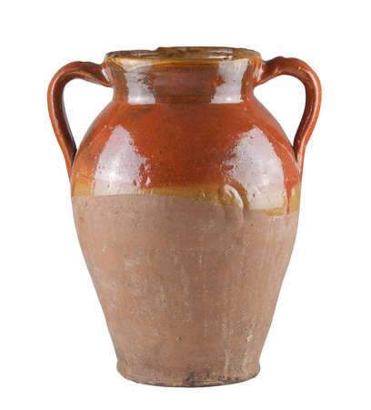 twentieth: Ancient vase from the early twentieth century Stock Photo
