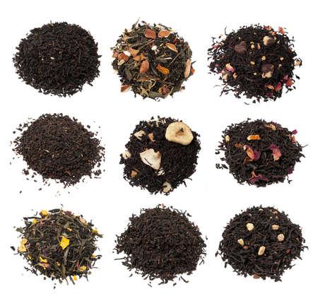 Varieties of black tea