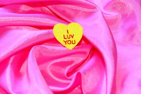 Dry Brush Valentine\ Stock Photo