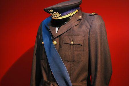 Italian military uniform of World War II Stock Photo - 525860