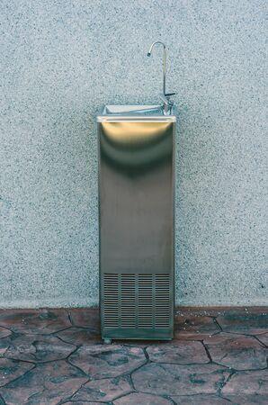 adn: Metal fuente de agua para la bebida del ADN del agua de refrigeración