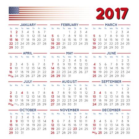calendario 2018 en inglés calendario del año 2018 calendario 2018