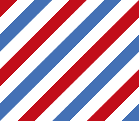 vintage barber shop vector pattern ready to make barberpole optical illusion Çizim