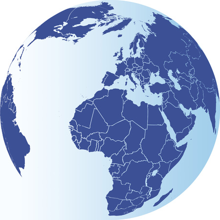 north america south america europe africa and asia globe elements of this