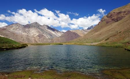 aconcagua: NP Aconcagua, Andes Mountains, Argentina