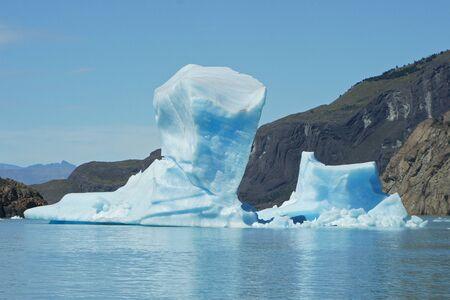 glacier national park: Glacier National Park, Patagonia, Argentina