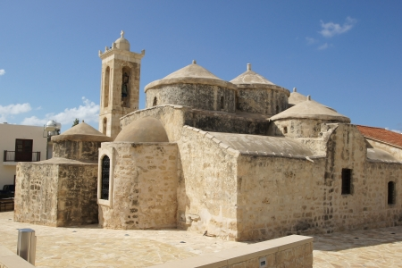 Church of Paraskevi, Cyprus, Europe