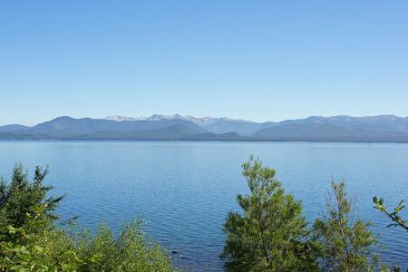 carlos: Lago Nahuel Huapi, San Carlos de Bariloche, Argentina, South America