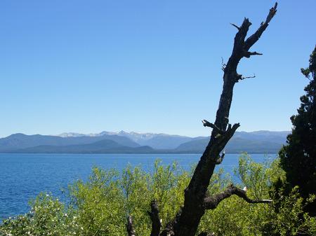 nahuel huapi: Lago Nahuel Huapi, San Carlos de Bariloche, Argentina, South America