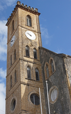 georges: Cathedral of Saint Georges, Grenada, Caribbean