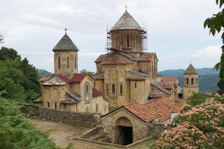 gelati: Gelati Monastery, Kutaisi, Georgia, East Europe
