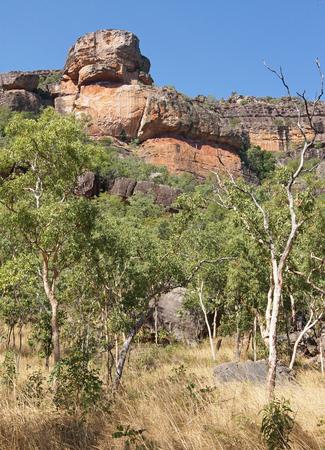 kakadu: Nourlangie Rock, Kakadu National Park, Australia