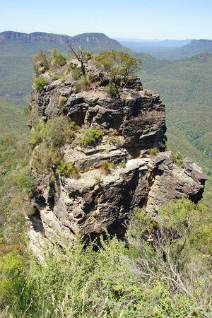 blue mountains: Three Sisters, Blue Mountains National Park, Australia