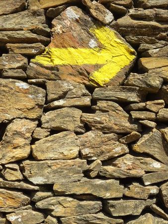세인트 제임스, 포르투갈, 유럽의 길 따라가는 길