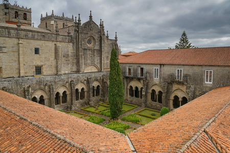 Cathedral of Tui, Camino de Santiago, Spain
