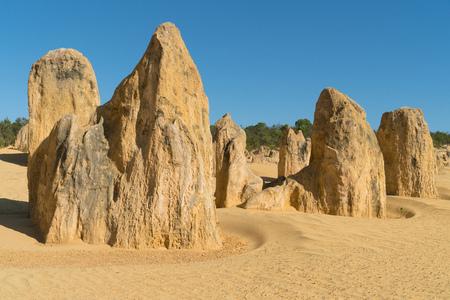 Pinnacles Desert, Nambung National Park, Western Australia