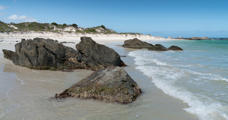 Barrens Beach, beautiful place within the Fitzgerald River National Park, Western Australia
