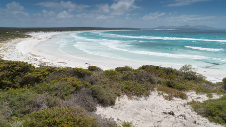 Point Charles Bay, beautiful place within the Fitzgerald River National Park, Western Australia