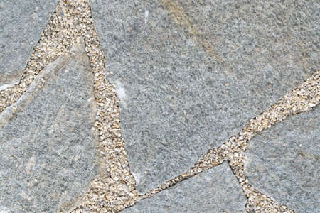 artisanry: Pattern after laying stone slabs and gravel between them