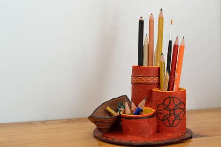 individual and creative pen holder