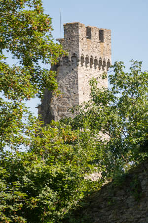 ruin: Ruin Schaumburg - Lookout - Austria