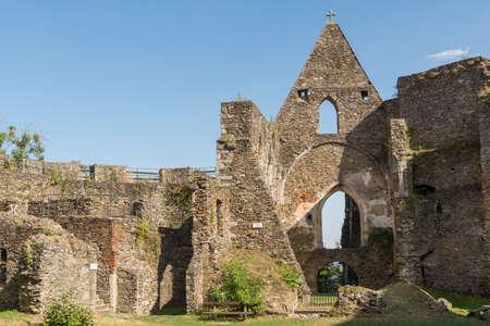 12th century: medieval castle Schaunberg in Hartkirchen - Austria