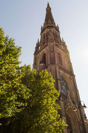 linz: New Cathedral in the City of Linz - Austria