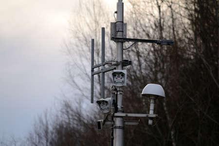 delincuencia: C�maras de vigilancia del tr�fico para la seguridad
