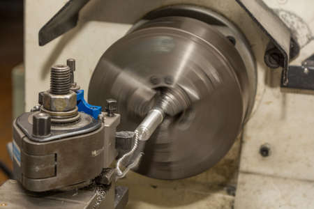 artisanry: Metalworking with a lathe