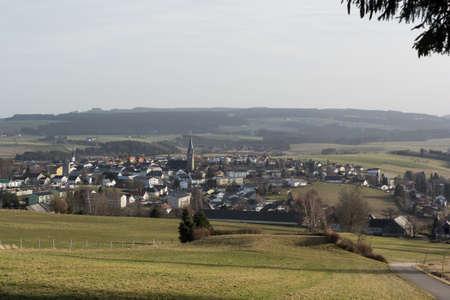 historia clinica: Buscando en febrero para el Municipio de Bad Leonfelden en el campo - Austria