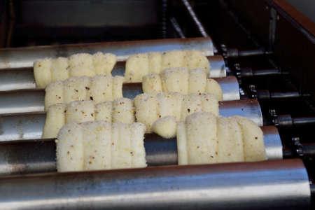 levadura: masa de levadura para rollos de canela horneados con az�car