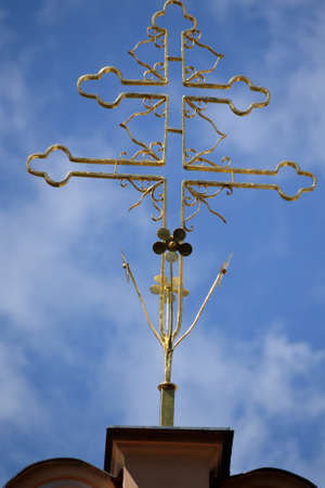 crux: Steeple Cross with special form