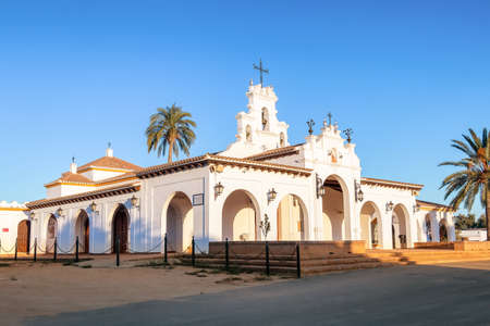 Sanctuary of Our Lady of the Clarines, Beas, Huelva, Andalucia, Spain