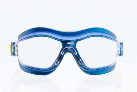 Safety glasses Dual lens clear anti-fogging glasses for mechanical hazards. Mount comprehensive