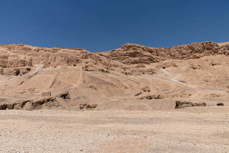 Tombs in the Valley of the Kings