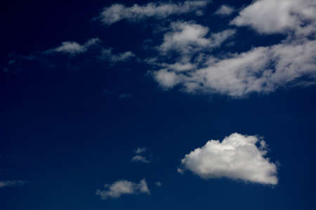 Berlin Summer Clouds, Germany Stock Photo