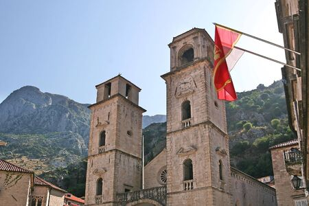 Kotor, Montenegro, Cathedral of Saint Tryphon photo