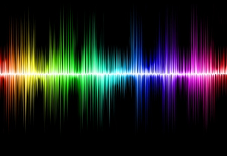 Sound wave  Stock Photo - 13279496