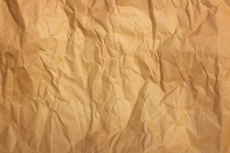 crumpled page of vintage paper texture  Stock Photo - 13279498