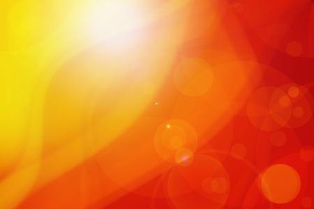 orange swirl: abstract orange background  Stock Photo