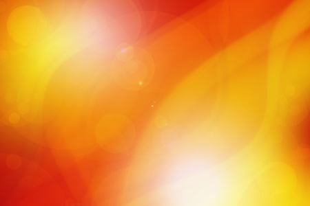 abstract orange background  Stock Photo - 13279483